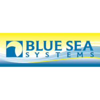 Blue Sea Systems Logo yellow